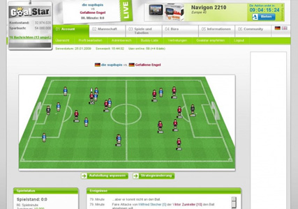 GoalStar Screenshot 2