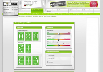 GoalStar Screenshot 3