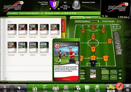 GoalUnited Screenshot 1