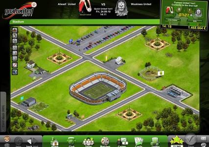 GoalUnited Screenshot 2