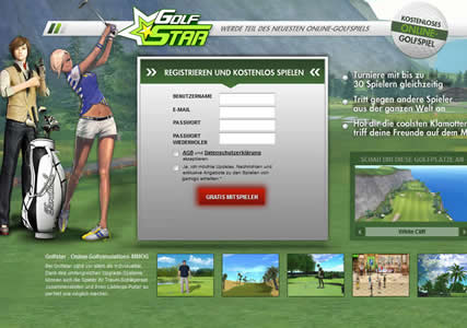 Golfstar Screenshot 0