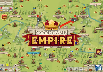 Goodgame Empire Screenshot 1