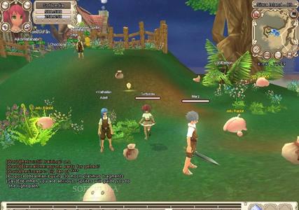 Grand Fantasia Screenshot 1