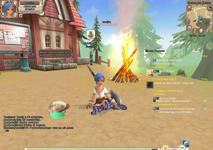 Grand Fantasia Screenshot 2