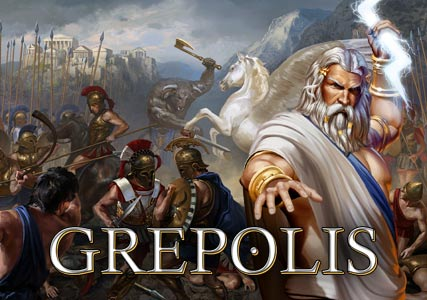 Grepolis Screenshot 0