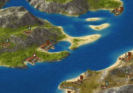 Grepolis Screenshot 3