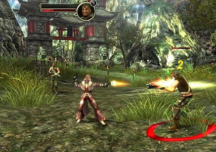 Gunblade Saga Screenshot 1