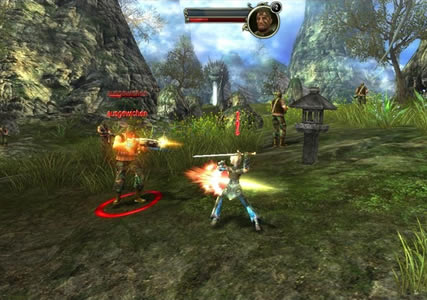 Gunblade Saga Screenshot 2