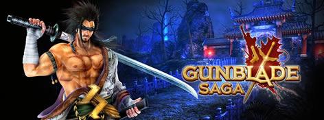 Gunblade Saga teaser