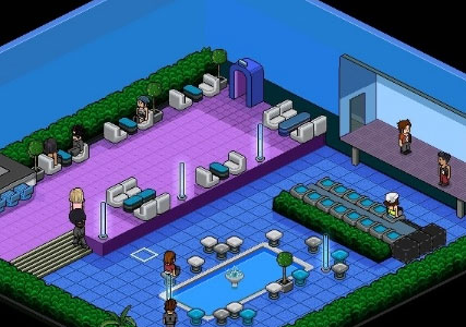Habbo Hotel Screenshot 2