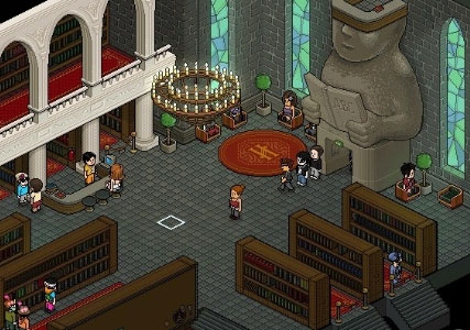 Habbo Hotel Screenshot 3