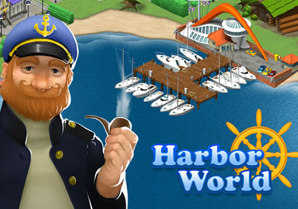 Harbor World Screenshot 0