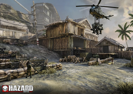 Hazard Ops Screenshot 1