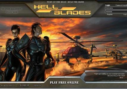 HellBlades Screenshot 0