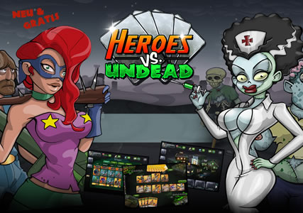 Heroes vs. Undead Screenshot 0