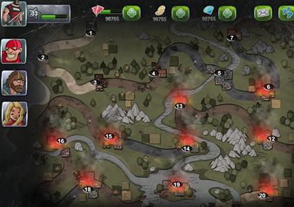 Heroes vs. Undead Screenshot 1