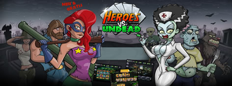 Heroes vs. Undead teaser