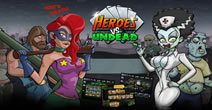Heroes vs. Undead browsergame