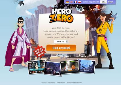 Hero Zero Screenshot 0