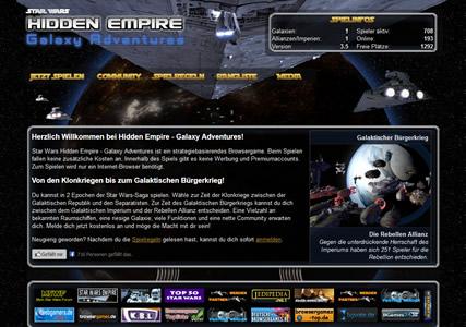 Hidden Empire Screenshot 0