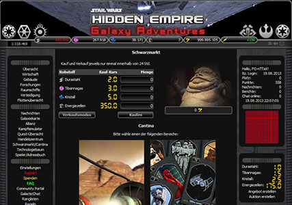 Hidden Empire Screenshot 1