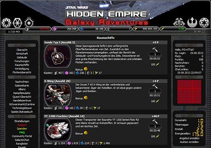 Hidden Empire Screenshot 2