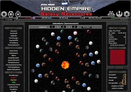 Hidden Empire Screenshot 3
