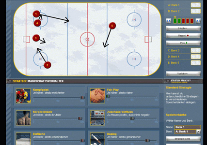 Hockey Manager Screenshot 2
