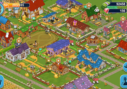 Horse Farm Screenshot 3