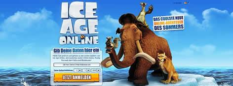 Ice Age Online teaser