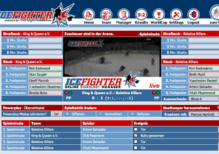 Icefighter Screenshot 2