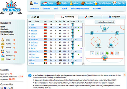 Icekings Screenshot 2