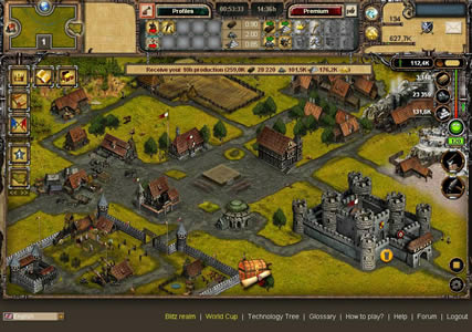 Imperia Online Screenshot 1