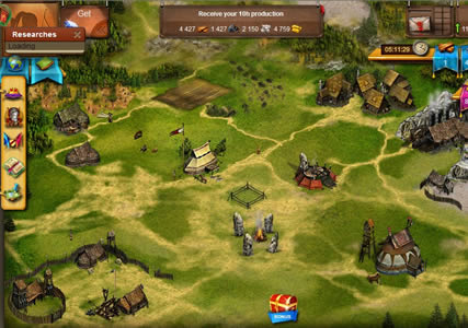 Imperia Online Screenshot 2