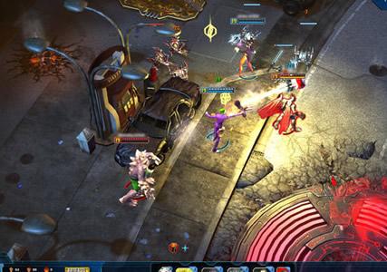 Infinite Crisis Screenshot 1
