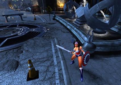 Infinite Crisis Screenshot 2