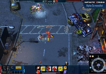 Infinite Crisis Screenshot 3