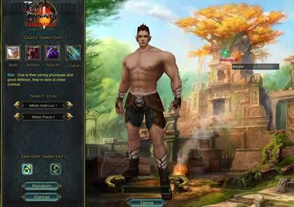 Jade Dynasty Screenshot 1