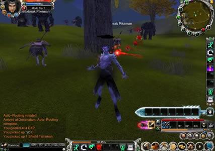 Jade Dynasty Screenshot 2