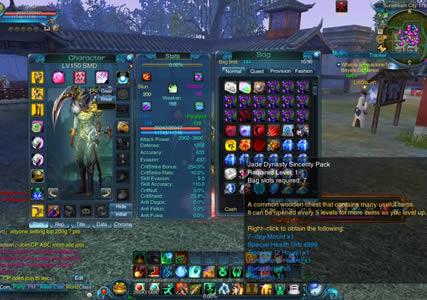 Jade Dynasty Screenshot 3