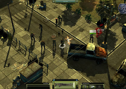 Jagged Alliance Online Screenshot 3