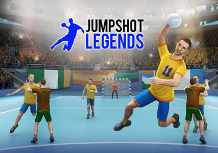 Jumpshot Legends Screenshot 0