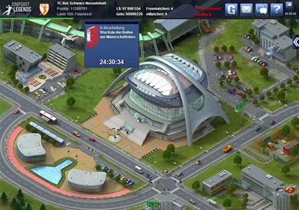 Jumpshot Legends Screenshot 1