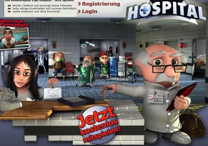 Kapi Hospital Screenshot 0