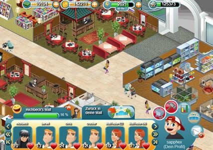 Arcard Mall Game Screenshot 1