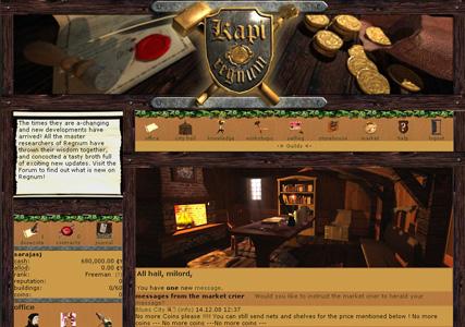 Kapi Regnum Screenshot 2