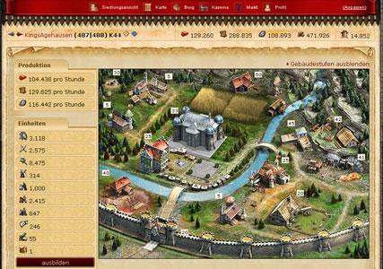 KingsAge Screenshot 1