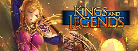 Kings and Legends teaser