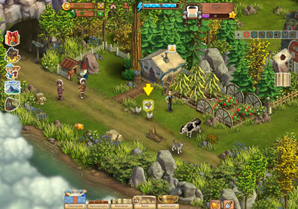 Klondike Screenshot 1