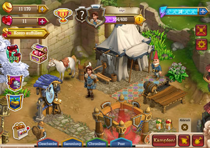 Knights and Brides Screenshot 3